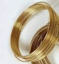 Buy Brass wire Stael 0.12 L80, l 63, PP 59-1, GOST 1066-90