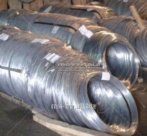 Buy Galvanized iron wire 1.4 dressing according to GOST 15892-70, class: 1, 2