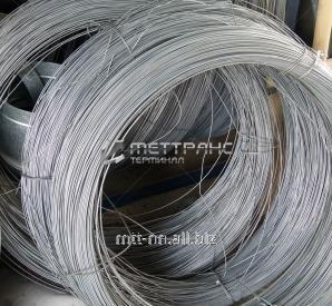 Polygraphic wire 0.36 to GOST 7480-73, galvanized, oily