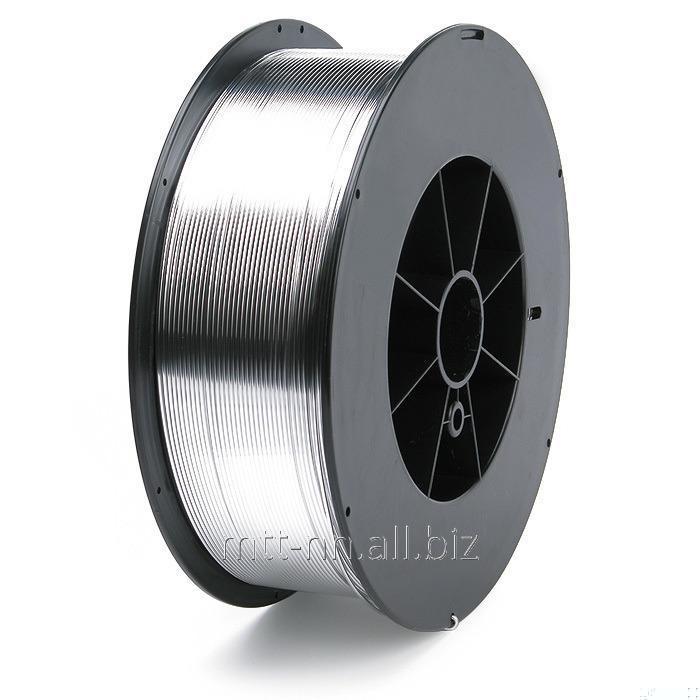 Comprar El alambre en polvo 2,2 Np-100H4G2AR, por el GOST 26101-84