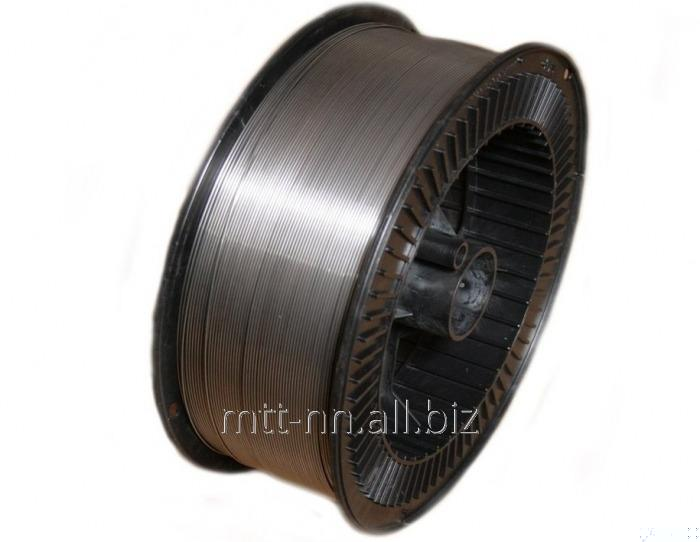 Buy Flux cored wire 8 NP-18H1G1M, GOST 26101-84
