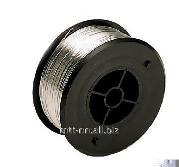 Buy Flux cored wire 8 NP-19GST, GOST 26101-84
