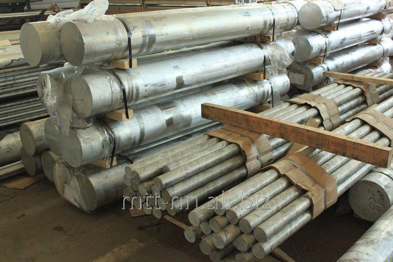 Купить Пруток алюминиевый 10 по ГОСТу 21488-97, марка АД0, арт. 50527597