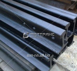 Buy Crane Rails CD 100, GOST 4121-96, new dimensional length