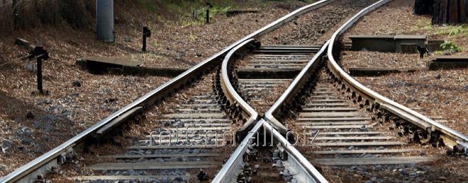 Buy Crane Rails Kr80, GOST 4121-96, new dimensional length