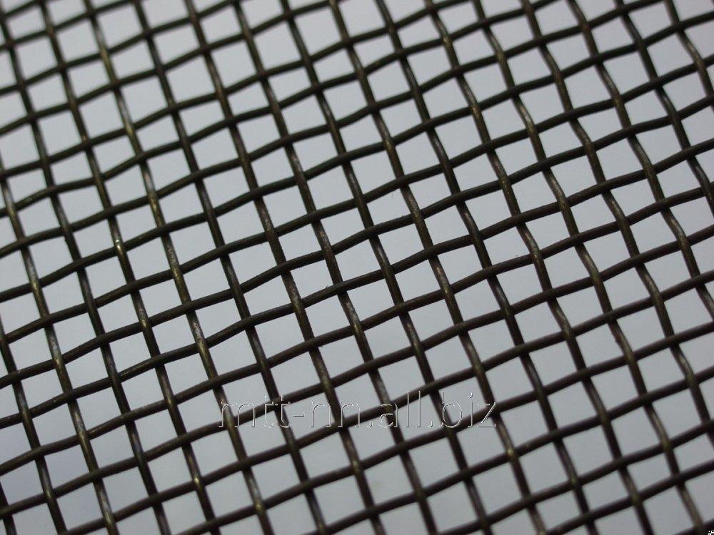 Kup teď Mřížka 8 x 8, tkané, nikoliv pozinkovaná, dle GOST 3826-82, 3sp5, 10, 20