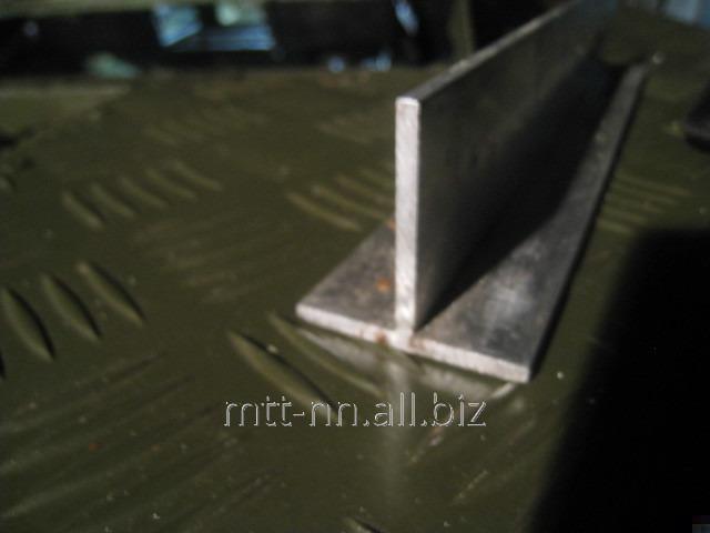 Kup teď Značky oceli 100 x 50 x 7 GOST 7511-73, oceli 3SP, 09ã2ñ, zahnutá