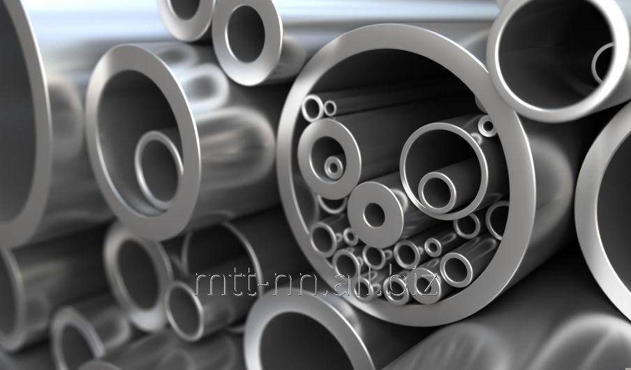 Купить Труба алюминиевая 10x0.5 холоднодеформированная, по ГОСТу 18475-82, марка АД31