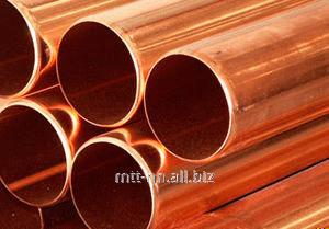 Comprar El tubo de cobre 10x0.25 por el GOST 11383-75, la marca М1, el arte. 50538805