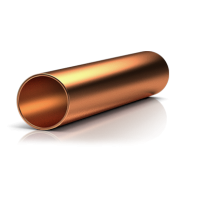 Труба медная 8x0.5 по ГОСТу 11383-75, Р 52318-2005, марка М2, арт. 50538892
