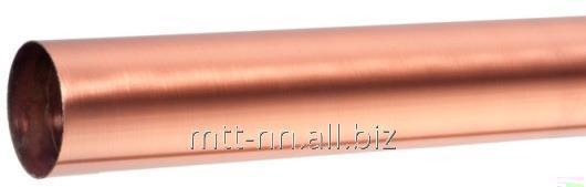 El tubo de cobre 9.5x0.25 por el GOST 11383-75, la marca М1, el arte. 50538609