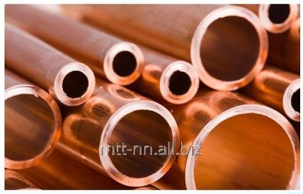 Copper pipes 9 x 0.4 according to GOST 11383-75, Mark M 2, art. 50538706