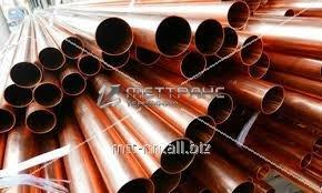 Buy Copper pipes 9 x 0.5 according to GOST 11383-75, Mark M 2, art. 50538816