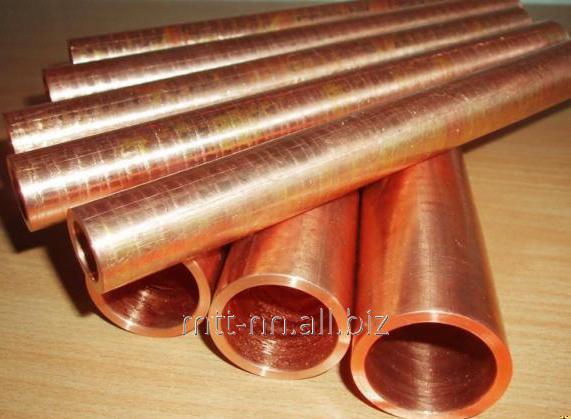 Comprar El tubo de cobre 9x2 por el GOST 617-2006, la marca М2