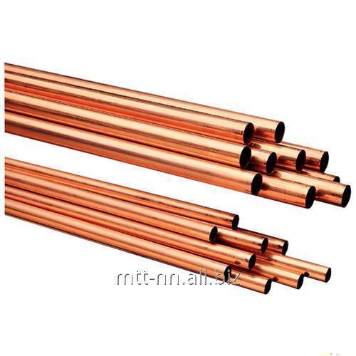 Comprar El tubo de cobre 9x2.5 por el GOST 617-2006, la marca М3