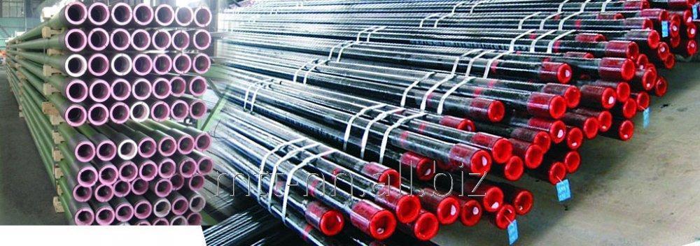 El tubo nasosno-de compresor 102x10.5 la clase de la solidez de Ls, por el GOST R 52203-2004