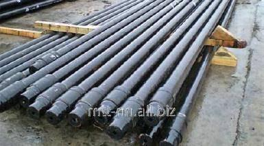 Tube of pump-compressor 102 x 15.5 MS, strength class according to GOST r 52203-2004