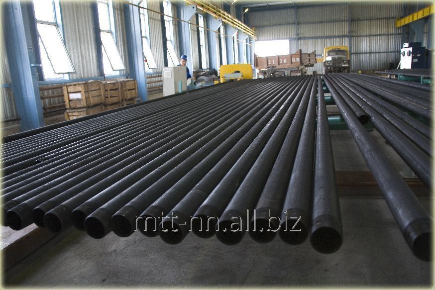 Тръба на дебелостенни 73 x 9 клас на издръжливост Ms, гост р 52203-2004