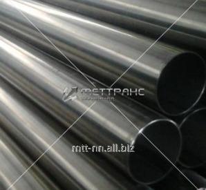 Stainless pipe 5 x 0.3 seamless, osobotonkostennaja, 12Х18Н10Т, 08Х18Н10Т, AISI 321, according to GOST 10498-82, Matt