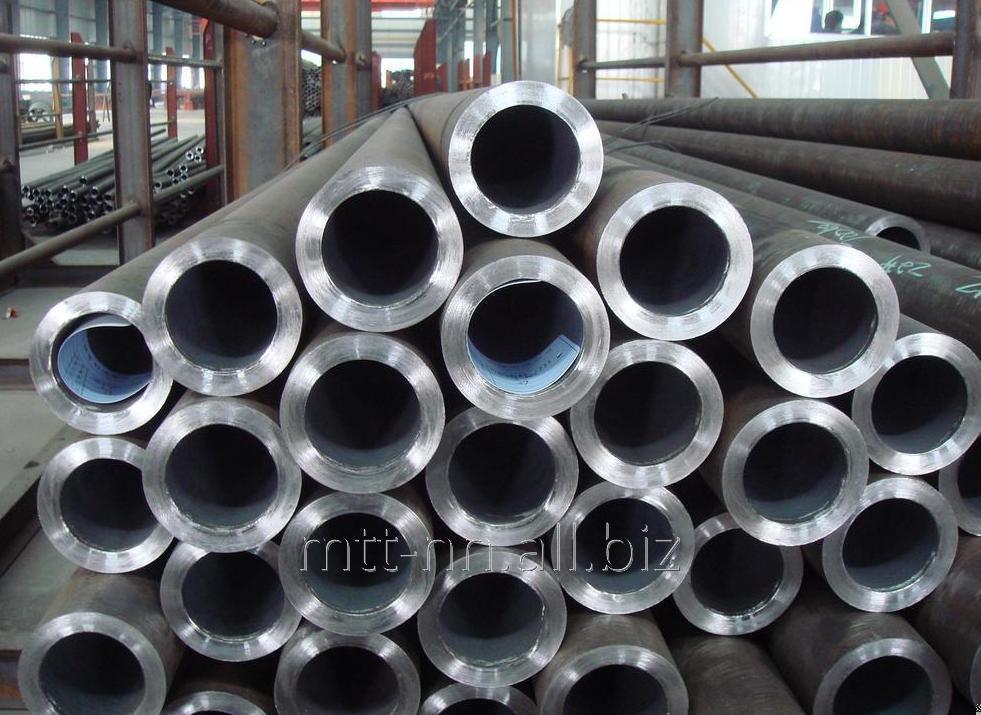 Труба нержавеющая 5x0.3 бесшовная, холоднодеформированная, сталь 06ХН28МДТ, 03ХН28МДТ, по ГОСТу 9941-81, матовая