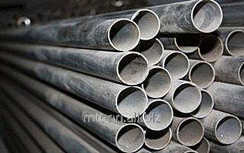 Inox ống 5 x 0,5 liền mạch, osobotonkostennaja, 06ХН28МДТ, 03HN28MDT, GOST 10498-82, đá mài cát, đánh bóng, gương