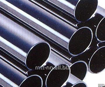 Купить Труба нержавеющая 6x0.2 бесшовная, холоднодеформированная, сталь 06ХН28МДТ, 03ХН28МДТ, по ГОСТу 9941-81, матовая