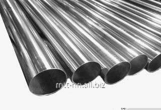Труба нержавеющая 6x0.7 бесшовная, особотонкостенная, сталь 06ХН28МДТ, 03ХН28МДТ, по ГОСТу 10498-82, шлифованная, полированная, зеркальная
