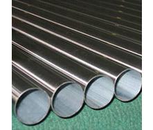لوله های ضد زنگ 6 x 1 بدون درز فولاد سرد 06ХН28МДТ 03HN28MDT GOST 24030 80, sanded, جلا, آینه