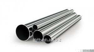 Stainless pipe 6 x 1 seamless, rolled steel, cold, 08x18h10, AISI 304, according to GOST 24030-80, Matt