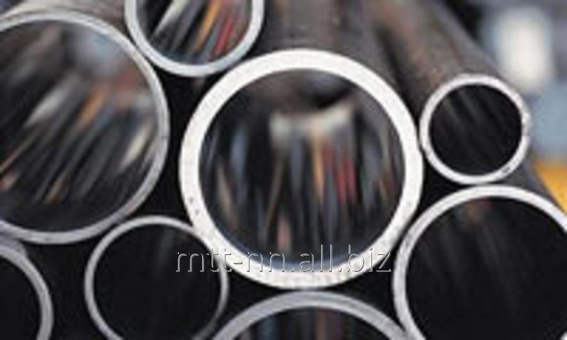 Труба нержавеющая 6x1.4 бесшовная, горячедеформированная, сталь 06ХН28МДТ, 03ХН28МДТ, по ГОСТу 24030-80, шлифованная, полированная, зеркальная