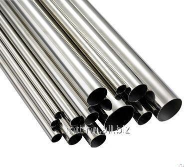 Stainless steel pipes of 6 x 1.4 seamless, cold rolled steel, AISI 304, 08x18h10, GOST 24030-80, sanded, polished, mirror