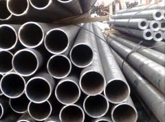 Купить Труба стальная бесшовная 7x0.3 по ГОСТу 8734-75, 8733-87, холоднодеформированная, сталь 30ХМА, 15Х1М1Ф, 20А
