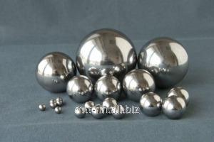 Comprar Las bolas de acero 0,25 grado de la exactitud 40, 60, el GOST 3722-2014