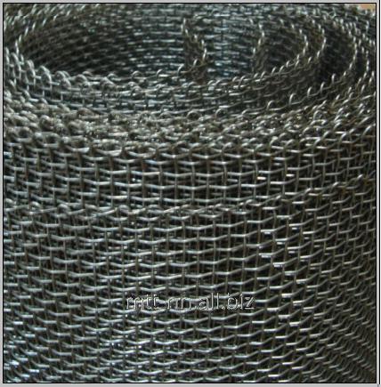 Сетка рабица 35x35 с полимерным покрытием, раскрой 2х10, арт. 50551398