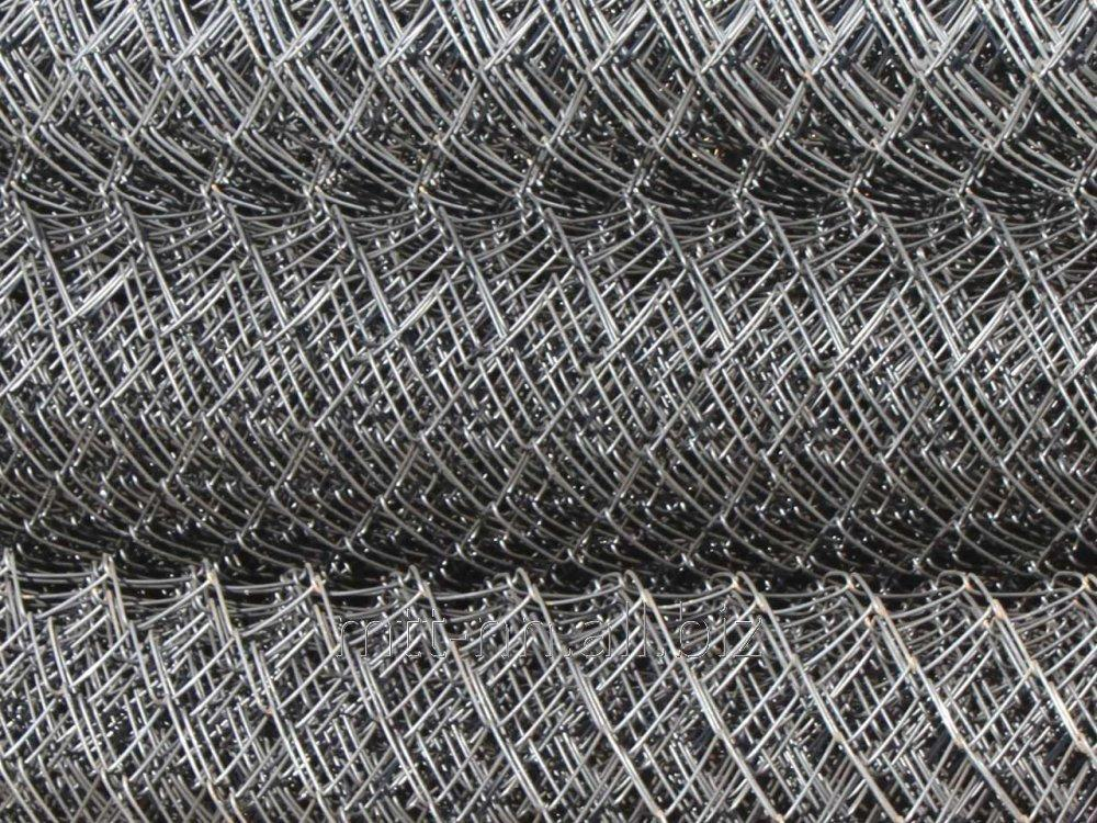 Сетка рабица 45x45 оцинкованная, раскрой 1.5х10, арт. 50551482