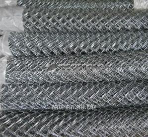 Сетка рабица 60x60 с полимерным покрытием, раскрой 1х10, арт. 50551423