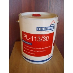 Buy The varnish sealing colourless, Remmers PL-113-Parkettlack on the basis of high-quality alkyd resins