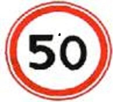 """Купить Дорожные знак """"Ограничение максимальной скорости"""""""