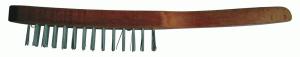Buy Threw. brush, steel, 5 rows of Hobbi (piece)