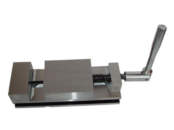Купить Тиски станочные неповоротные с ручным приводом 7200-0203-02/7200-0205-02