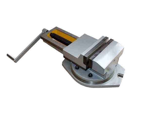 Купить Тиски станочные поворотные с ручным приводом 7200-0210-02
