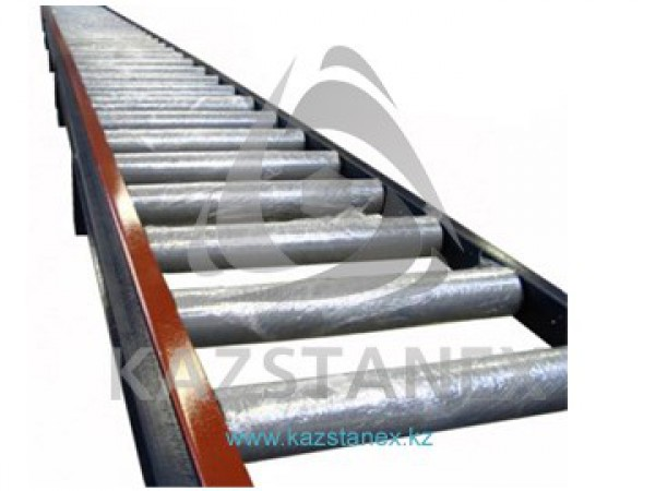 Powered roller conveyors and Rotary direct sections buy in Almaty