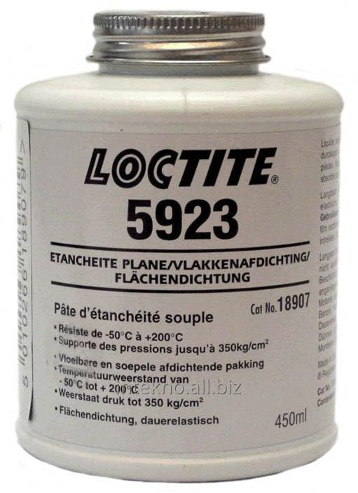 Купить Уплотнитель не застывающий, для нанесения кистью, Loctite MR 5923 450ml