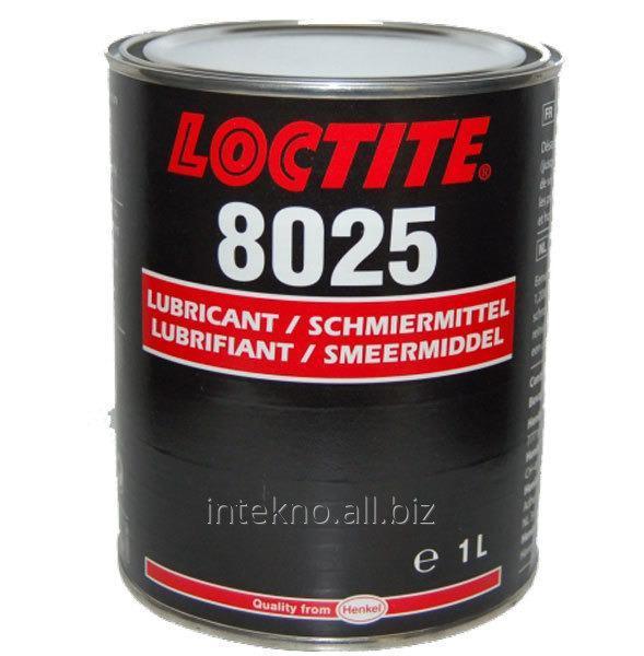 Купить Антизадирная смазка на основе никеля, Loctite 8025 1kg