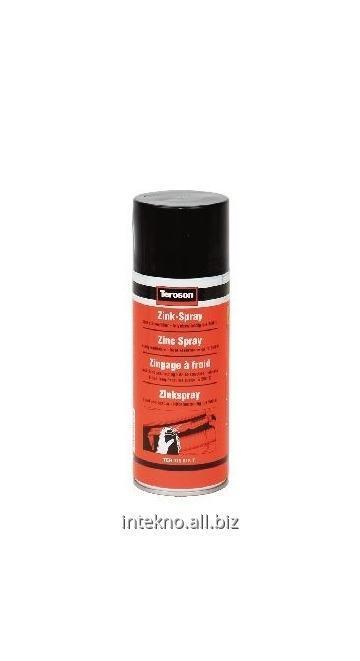 Купить Антикоррозийный цинковый спрей, (холодное цинкование) Teroson VR 4600
