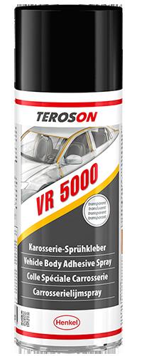 Купить Клей контактный- спрей на основе полиуретана, Teroson VR 5000 / Body Adhesive Spray