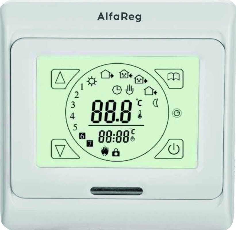 Терморегулятор AlfaReg E91.716