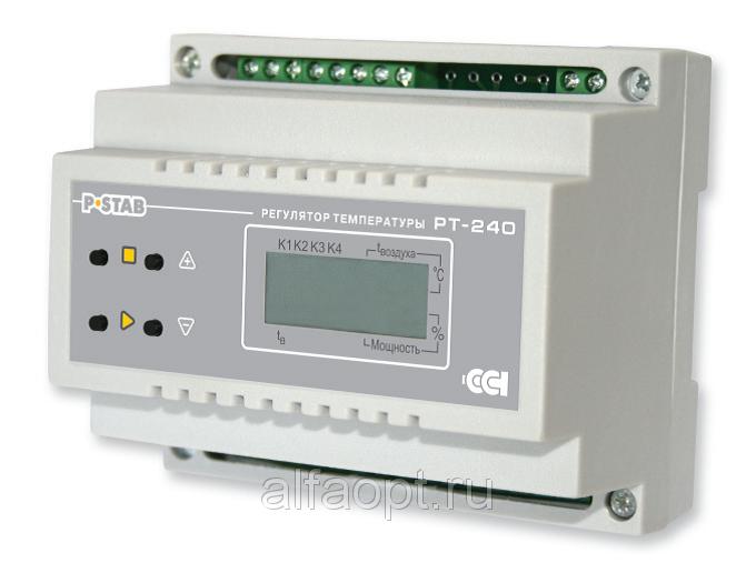 Регулятор температуры электронный ССТ РТ-260