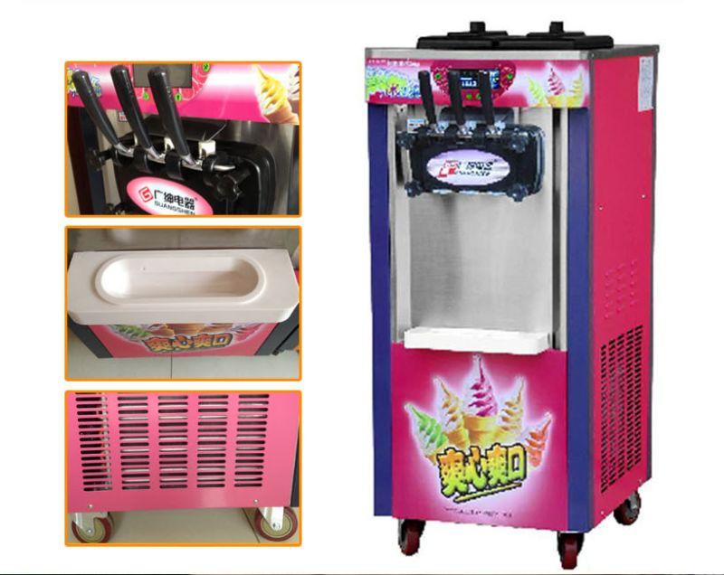 Аппарат мороженого