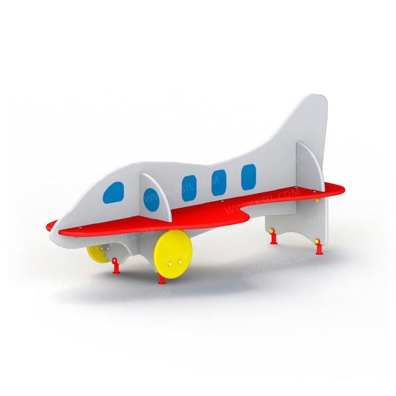 Скамейка детская Самолет 2408